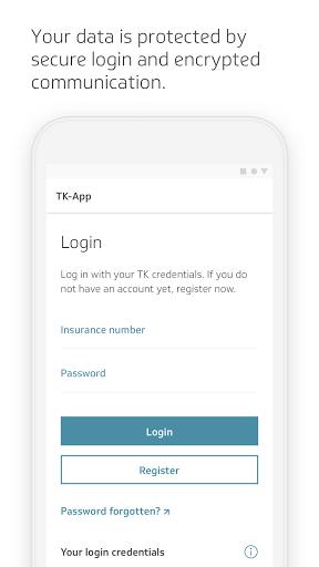 TK-App  Screenshots 2