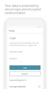 TK-App 3.13.0 Screenshots 2