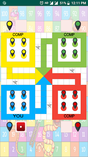 Ludo Game 2021  screenshots 1