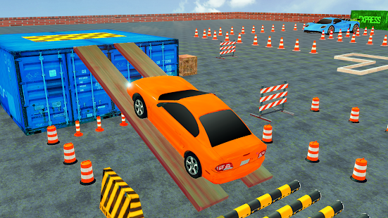 Street Car Parking 3D - New Car Games Screenshot