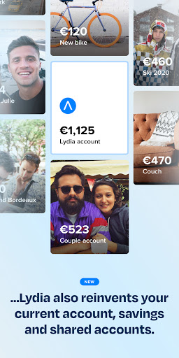 Lydia - The super-app, for your money Apkfinish screenshots 2