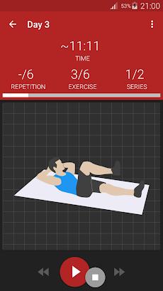 毎日の腹部のエクササイズPROのおすすめ画像2