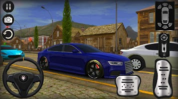 Car Parking 2021 pro : Open World Free Driving