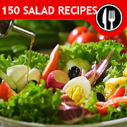 Salad recipes free. Low carb, easy & healthy food.