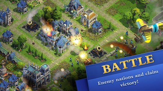 DomiNations Mod Apk (Unlimited Gold/Food/Oil) 8
