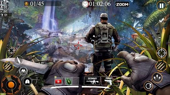 Call Of IGI Commando Mod Apk: Mobile Duty (God Mode) 8