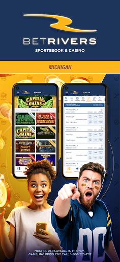 BetRivers Casino & Sportsbook Michigan  screenshots 1