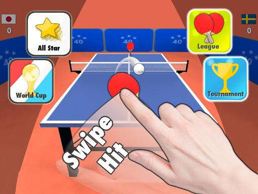 Table Tennis 3D  Screenshots 6