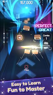 Dancing Blade: Slicing EDM Rhythm Game 1.2.5 Screenshots 14