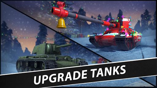 Battle Tanks: Game - Free Tank Games Military PVP  screenshots 2