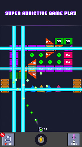 Brick Out - Shoot the ball 21.0312.00 screenshots 13