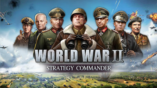 World War 2: WW2 Grand Strategy Games Simulator 1.0.5 screenshots 1
