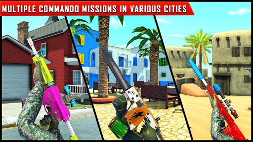 Real Commando Counter Terrorist-FPS Shooting Games 1.8 Screenshots 16
