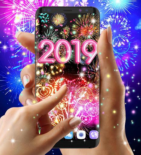 Happy new year 2021 live wallpaper 16.6 Screenshots 9