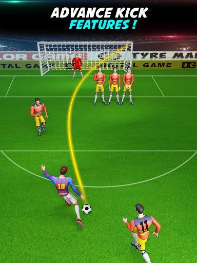 Football Kicks Strike Score: Soccer Games Hero  screenshots 8