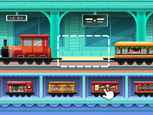 Train Builder - Train simulator & driving Games 1.1.4 screenshots 11