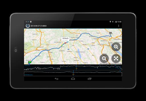 Ulysse Speedometer  Screenshots 14