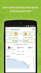 Currency FX Pro APK by Handy Apps 4