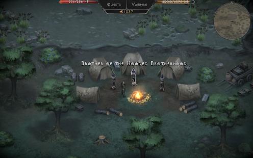 Vampire's Fall: Origins RPG 1.14.365 Screenshots 6