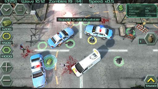 Zombie Defense apkdebit screenshots 3