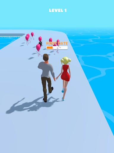 Couple Run 3D  screenshots 8