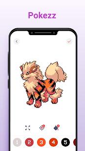Pokepix Color Number - Pixel Art Maker