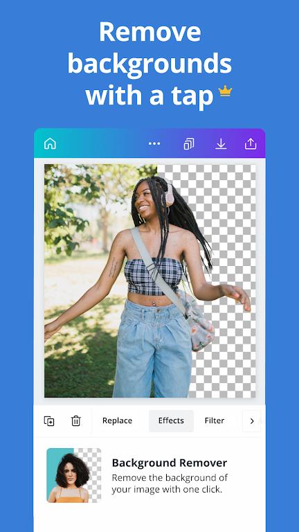 Canva: Graphic Design, Video Collage, Logo Maker poster 3
