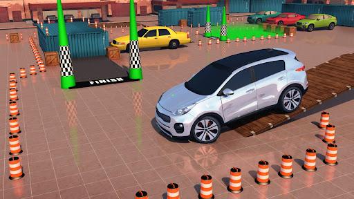 Modern Car Parking Games 3d - Free Car Games 2021  screenshots 2