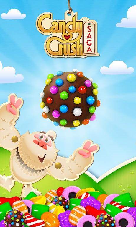 Candy Crush Saga poster 5
