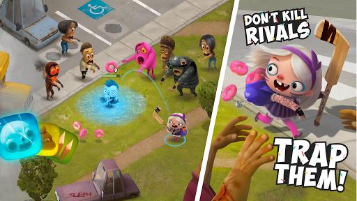 Kids vs Zombies: Brawl for Donuts 1.0.0.1169 screenshots 3