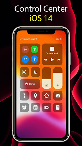 Launcher iOS 14  Screenshots 3