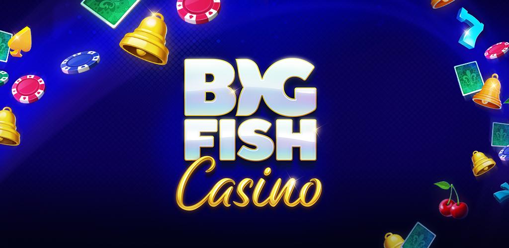 Big Fish Casino - Play Slots and Casino Games poster 0