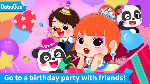 Little panda's birthday party  screenshots 1