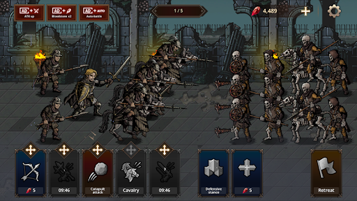 King's Blood: The Defense modavailable screenshots 2