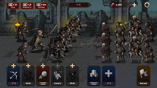King's Blood Mod Apk: The Defense (Unlimited Bloodstones) 2
