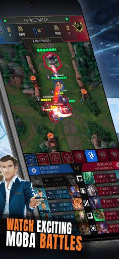 Code Triche RIVALS Esports MOBA Manager APK MOD (Astuce) screenshots 2