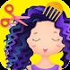 ヘアサロン ファッション &  化粧-子供向けサロンゲーム - Androidアプリ