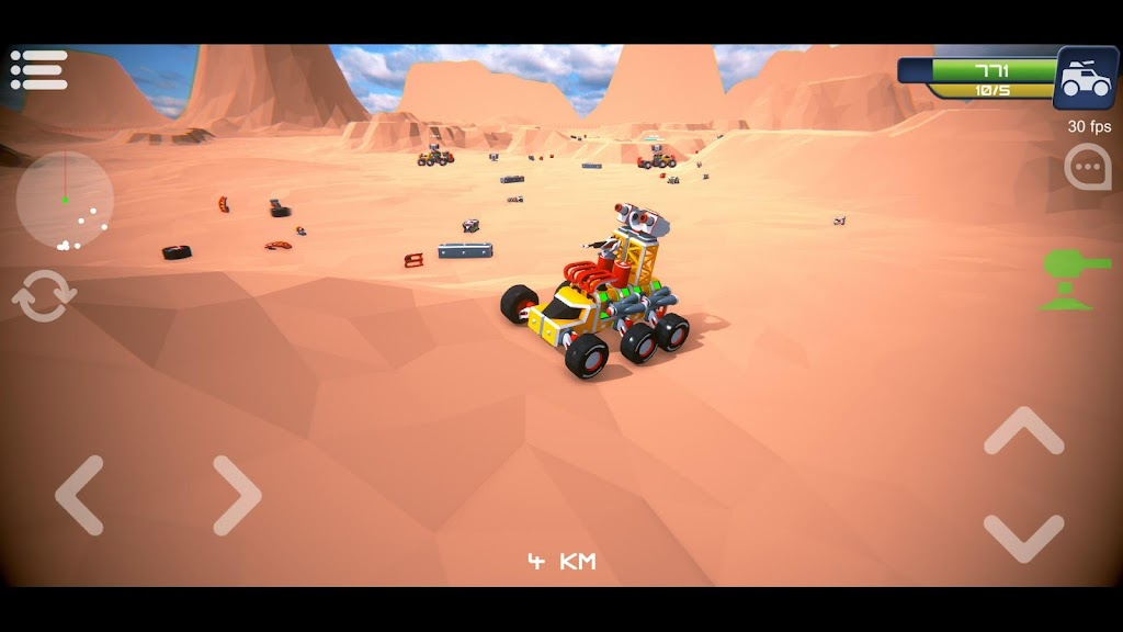 Block Tech : Tank Sandbox Craft Simulator Online  poster 6