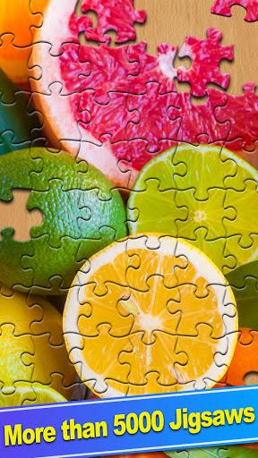 ColorPlanetu00ae Jigsaw Puzzle HD Classic Games Free  screenshots 7