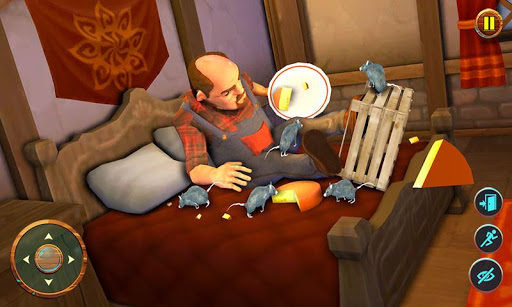 Scary Stranger 3D screenshots 1