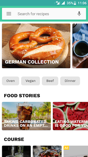 german food recipes: easy and traditional recipes screenshot 3