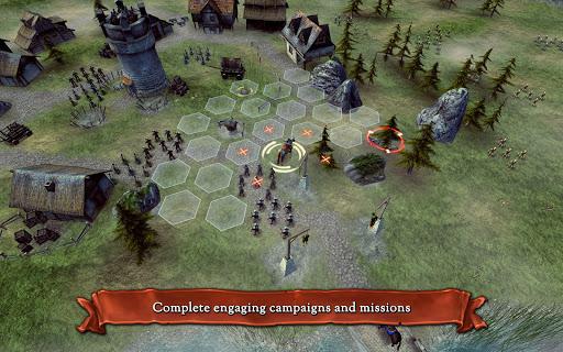 Hex Commander: Fantasy Heroes 4.7 screenshots 13