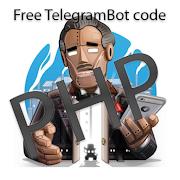 PHP Store (Free Telegram Bots)