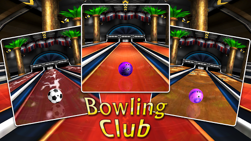 Télécharger Bowling Club : Roller Ball Games APK MOD 1