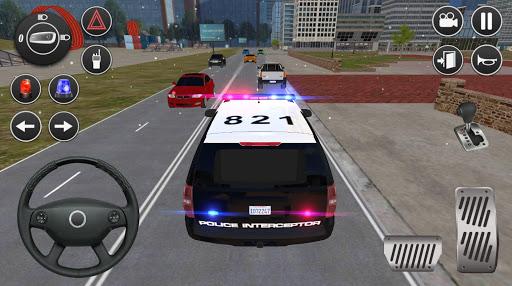 American Police Suv Driving: Car Games 2020 screenshots 1