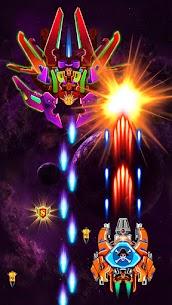 Galaxy Attack: Alien Shooter MOD APK 35.8 (Unlimited Money) 6