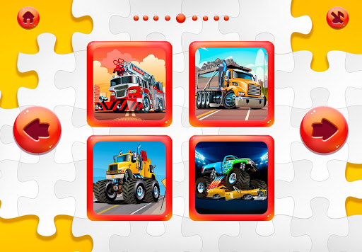 Kids Puzzles for Boys  screenshots 7