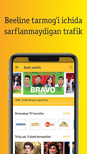 Beeline TV Uzbekistan  Screenshots 3