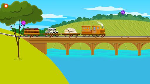 Train Builder - Train simulator & driving Games 1.1.4 screenshots 5