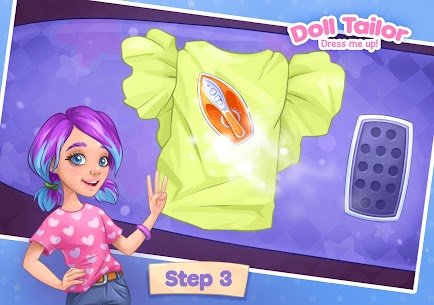 Fashion Dress up games for girls. Sewing clothes 10